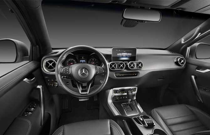 Mercedes Classe X, la classe operaia va in paradiso