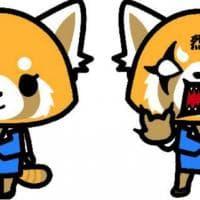 Aggretsuko, la nuova Hello Kitty è un panda rosso con la passione per il death metal