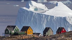 Tsunami e terremoti, la lunga notte della Groenlandia
