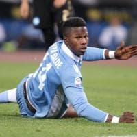 Lazio, Keita attacca: