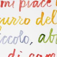 I bambini hanno il ritmo della scrittura ancor prima di imparare