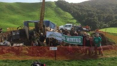 """Nuova Zelanda, la montagna sacra è piena d'oro. Gli abitanti: """"Non scavate""""   ·foto"""