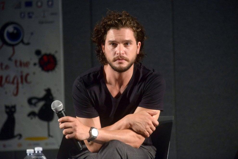 Game of Thrones, Jon Snow non sarà mai re. Parola di Kit Harington, star a Giffoni