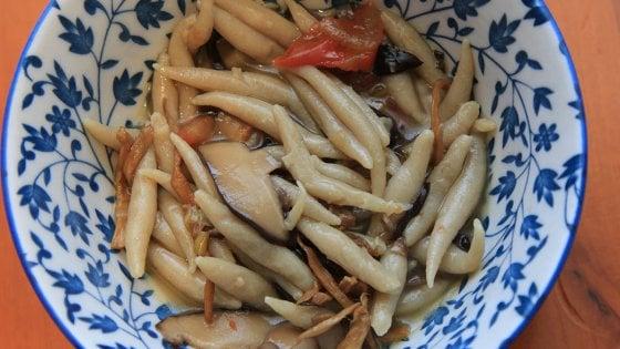 Viaggio alle radici della pasta in Cina, lungo la Via della Seta