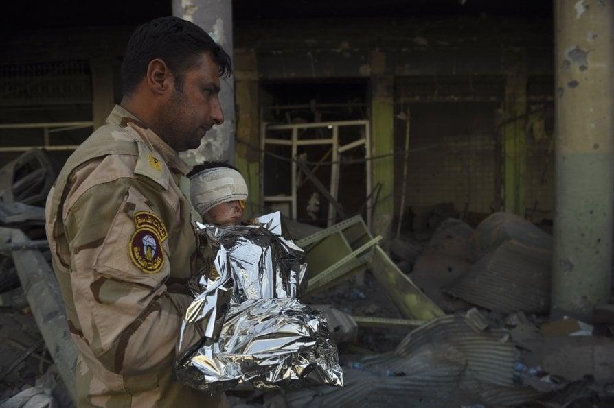 Mosul, i bimbi martiri figli dei foreign fighters