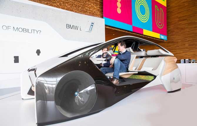 Bmw i e Ted, prove di mobilità per il futuro