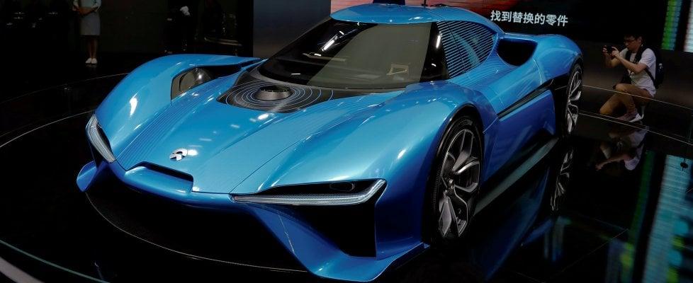 E'  la Cina la patria dell'auto elettrica
