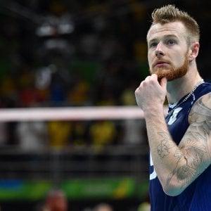 """Volley, la chiusura di Blengini: """"Zaytsev non può rientrare in gruppo"""""""