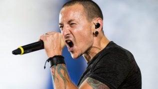 Morto suicida il cantante dei Linkin Park, Chester Bennington