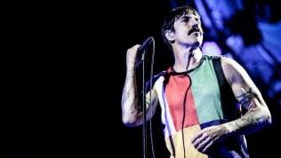 Red Hot Chili Peppers in concerto a Roma e Milano: ultimo tour prima del ritiro?