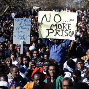 Israele, il governo in guerra aperta contro i migranti africani