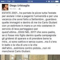 """Morte Giuliani, consigliere Pd di Ancona: """"Sparare e prendere bene la mira"""""""