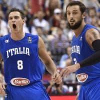 Basket, Europei, Gallinari e Belinelli spingono l'Italia: