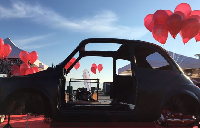 Fiat 500 Restyling Tour, passione su quattro ruote