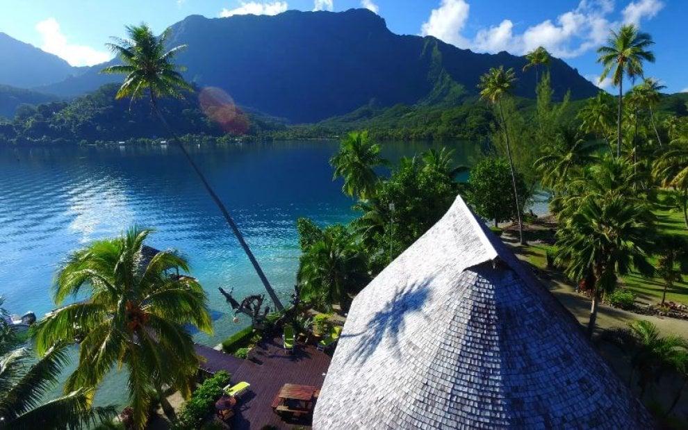 Il paradiso va all'asta: in vendita l'isolotto polinesiano Motu Tiano
