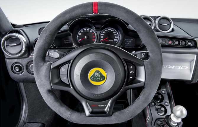Evora GT 430, la Lotus più potente di sempre