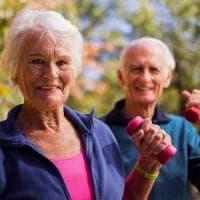 Over 70, un cocktail di proteine per 'ringiovanire' i muscoli