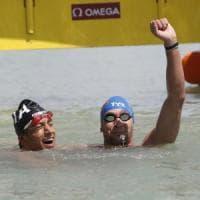 Nuoto, Mondiali; grande Italia nel fondo: argento per Furlan, bronzo a Bridi