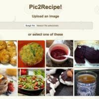 Dalla foto alla tavola: l'intelligenza artificiale suggerisce la ricetta