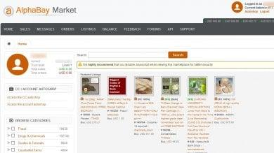Deep web: droghe, armi, malware chiusi i market AlphaBay e Hansa