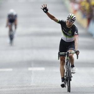 Tour de France, il riscatto di Boasson Hagen. Froome mantiene la maglia gialla