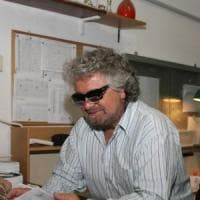 Terremoto, Blog Beppe Grillo: