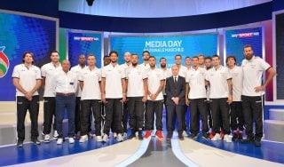 """Basket, l'Italia è pronta per gli Europei. Petrucci: """"Basta perdere"""". Messina: """"Un passo alla volta"""""""