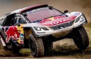 Peugeot vince l'edizione 2017 del Silk Way Rally