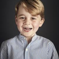 Gb, il principino spegne quattro candeline: le foto più belle di Baby George