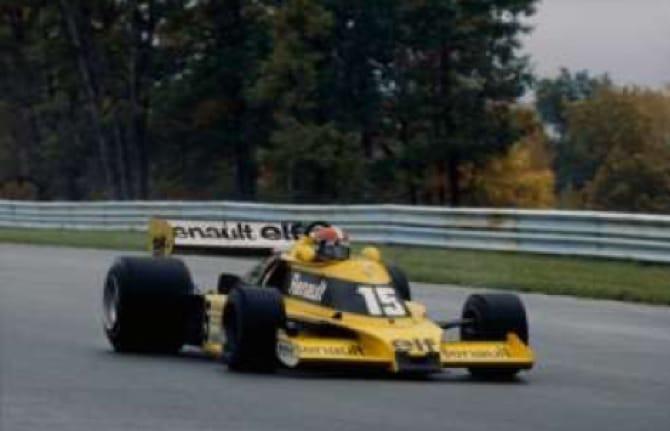 Renault e 40 anni di Formula 1, che storia