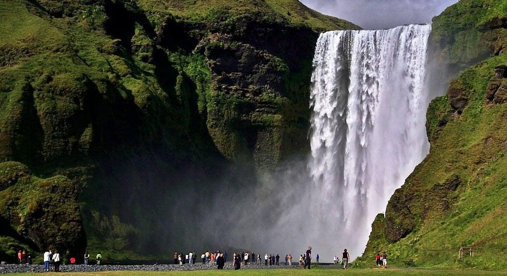 Cascate. Dall'Islanda al Venezuela, le più belle -   foto