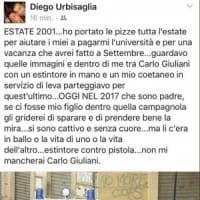 Morte Giuliani, Esposito:
