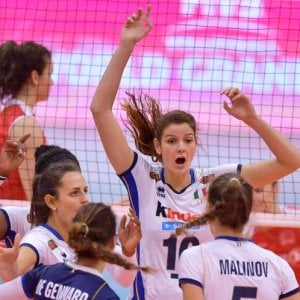 Volley, Grand Prix: Italia-Repubblica Dominicana 3-0, le azzurre volano alla Final Six