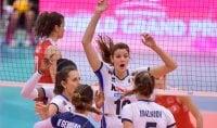 Italia-Rep. Dominicana 3-0 Azzurre volano alla Final Six
