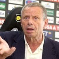 Palermo, Zamparini: ''Diamanti fuori rosa. Nessuno è incedibile, nemmeno io...''
