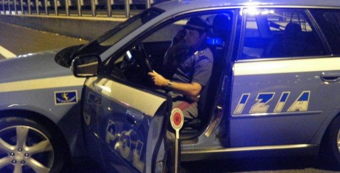 """Allarme sicurezza stradale, operazione """"Tolleranza zero"""" della Polizia"""