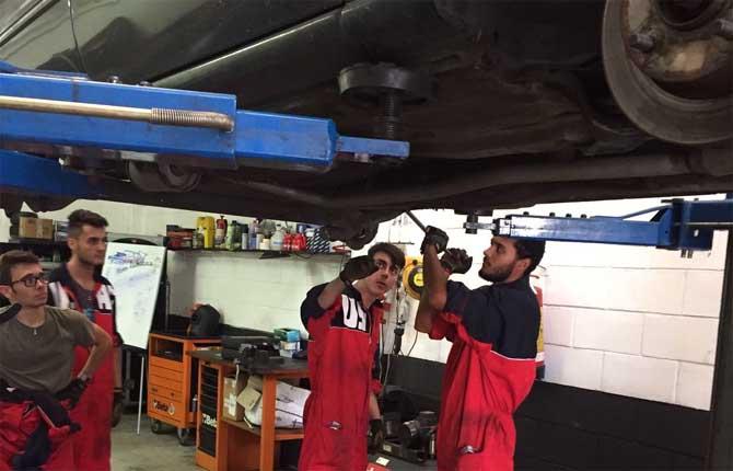 Motorsport Technical School, la porta d'ingresso nel mondo dell'auto