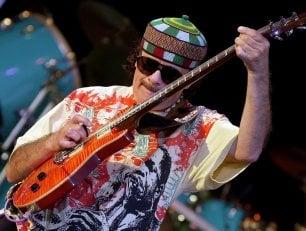 Leggendario Santana, 70 anni di esoterismi blues, rock selvaggio e latin pop