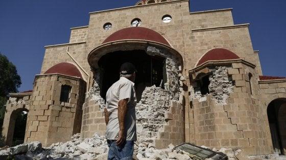 Terremoto Grecia, Kos torna a tremare: residenti e turisti in fuga da case e alberghi