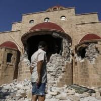 Terremoto Grecia, Kos torna a tremare: residenti e turisti in fuga da case