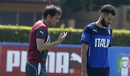Inter, Conte vuole Candreva La Roma rilancia per Mahrez
