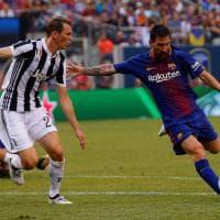 Neymar show, Juventus ko con il Barcellona