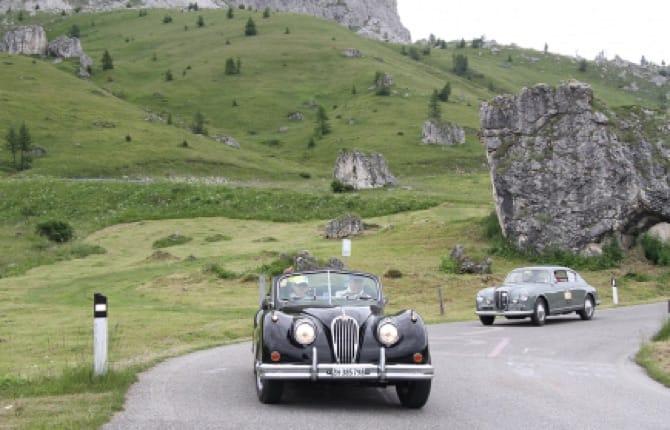 Coppa d'Oro delle Dolomiti, vince una Fiat del 1932