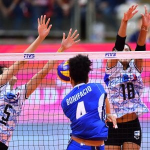 Volley, World Grand Prix: stop azzurre, con la Thailandia ko indolore