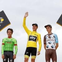 Tour de France, Parigi incorona Froome per la quarta volta