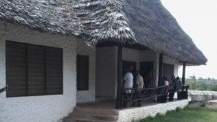 La casa dei coniugi (fonte sito Africa News)