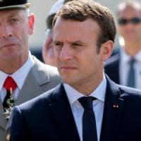 Libia, Serraj accetta l'invito di Macron a Parigi.