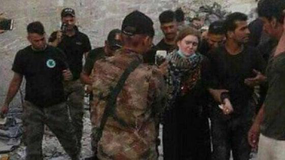 """Iraq, 16enne tedesca dell'Isis: """"Sono pentita e voglio solo tornare a casa"""""""