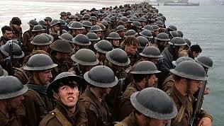 'Dunkirk' supera i 50 milioni e rilancia il cinema di guerra