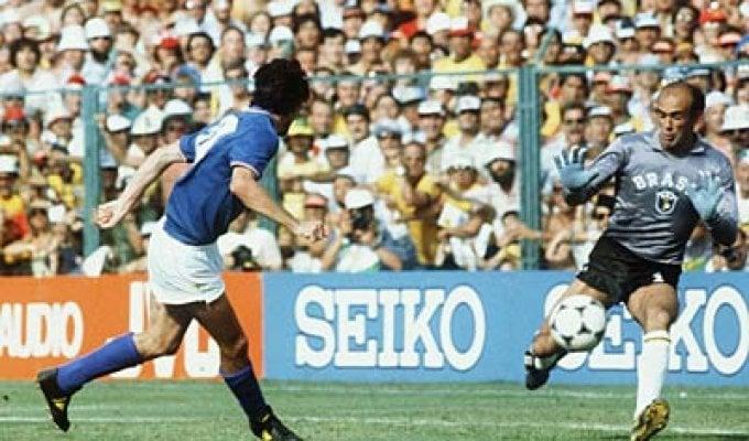 Addio a Valdir Peres, portiere del Brasile battuto dall'Italia al Mundial 1982